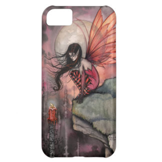 Gothic Halloween Autumn Fairy Fantasy Art Case For iPhone 5C