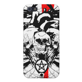 Gothic Heart Case For iPhone 5/5S