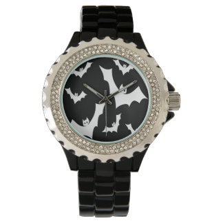 Gothic Horror Vampire Bats Watch