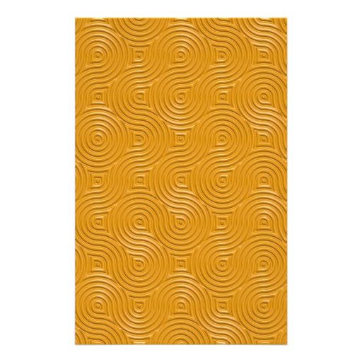 gothic labyrinth rings template stationery paper