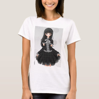 """Gothic Lolita"" sleveless top"