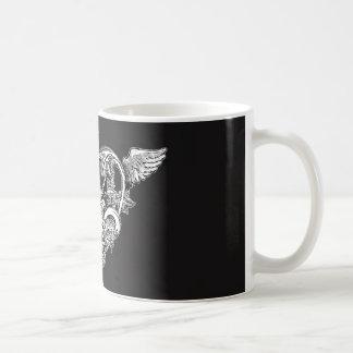 Gothic Love BW Coffee Mug