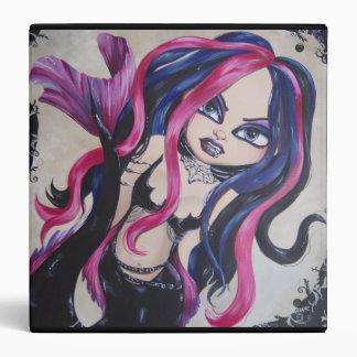 Gothic Mermaid Binder