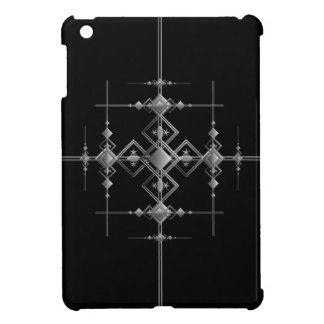 Gothic metallic pattern. cover for the iPad mini