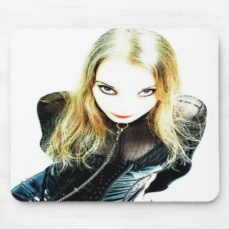 gothic mouse mats