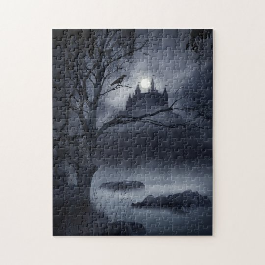 Gothic Night Fantasy Puzzle