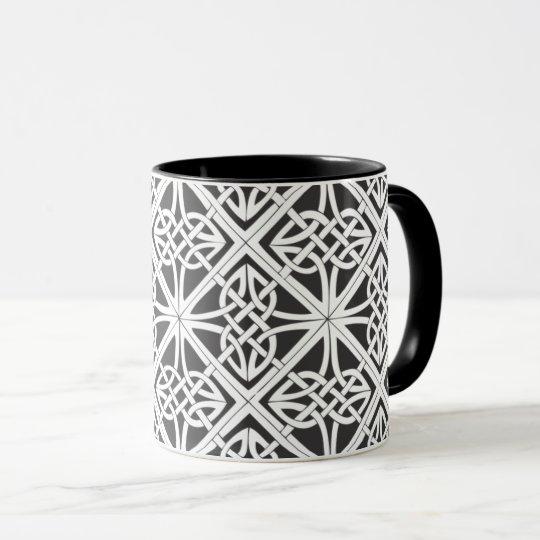 Gothic Pattern Mug
