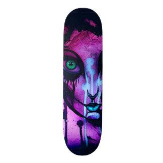 Gothic phase skate deck