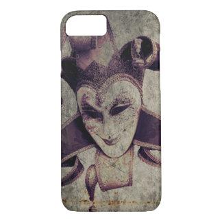 Gothic Renaissance Evil Clown Joker iPhone 7 Case