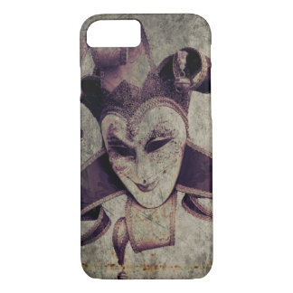 Gothic Renaissance Evil Clown Joker iPhone 8/7 Case