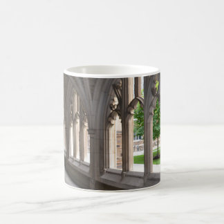 Gothic Revival coffee mug