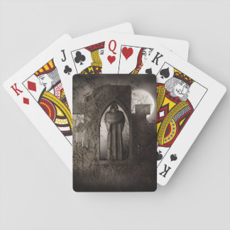 Gothic Ruins Playing Cards