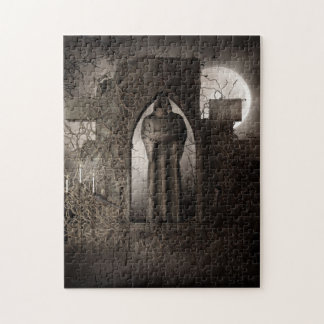 Gothic Ruins Puzzle