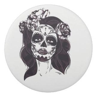 Gothic Skull Eraser