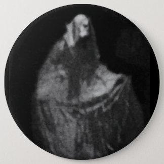 Gothic Spook 6 Inch Round Button
