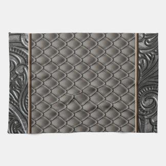 Gothic Steel Kitchen Towel