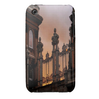 Gothic Sunset in Budapest Case-Mate iPhone 3 Cases