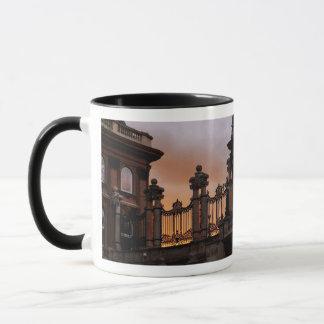 Gothic Sunset in Budapest Mug
