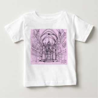 Gothic synagogue in NYC Shirts