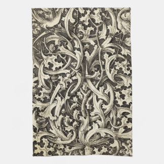 Gothic Thistle Kitchen Towel
