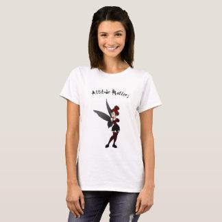 Gothic Tink (Black Text) T-Shirt