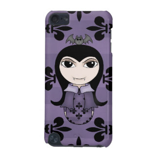 Gothic vampire girl iPod touch (5th generation) cases