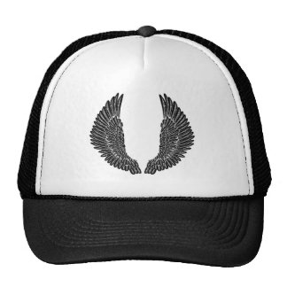 Gothic Wings Trucker Hat