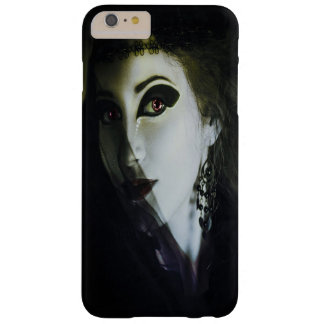 Gothic woman iPhone 6 case