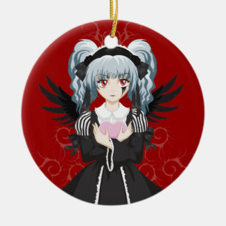 Gothloli Ceramic Ornament