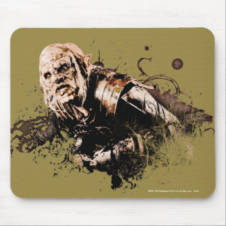 Gothmog Orc Vector Collage Mouse Pad
