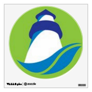GoToLighthouse Logo Walla Decal