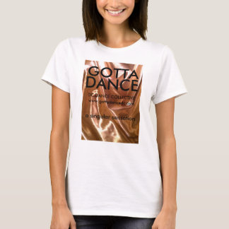 Gotta Dance -- A Singular Sensation T-Shirt