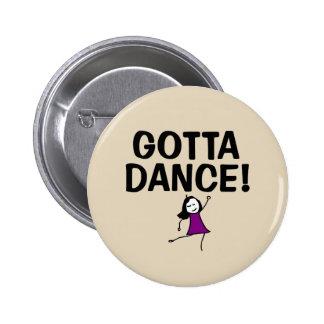 Gotta Dance Button