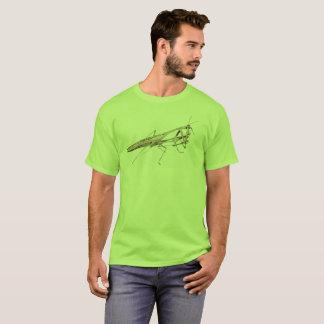 Gottesanbeterin in green T-Shirt