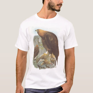 Gould - Golden Eagle - Aquila chrysaetos T-Shirt