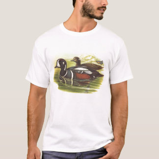 Gould - Harlequin Duck - Histrionicus histrionicus T-Shirt