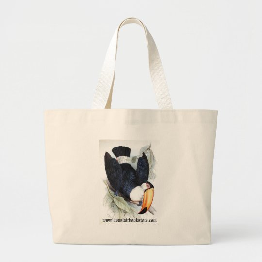 Gould - Toco Toucan Large Tote Bag