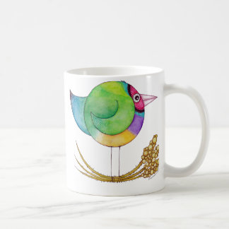Gouldian Finch Mug* Coffee Mug