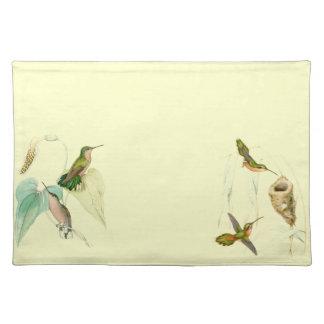 Goulds' Hummingbirds Placemat