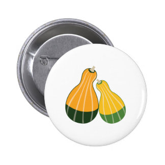 Gourds 2 Inch Round Button