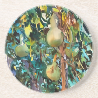 Gourds After John Singer Sargent Beverage Coasters