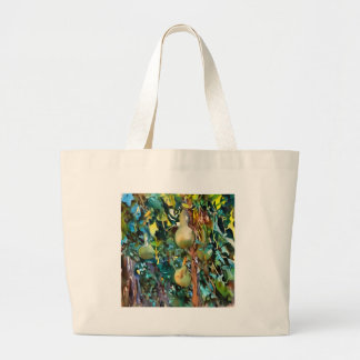 Gourds After John Singer Sargent Large Tote Bag