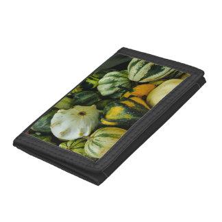Gourds Galore Tri-fold Wallets