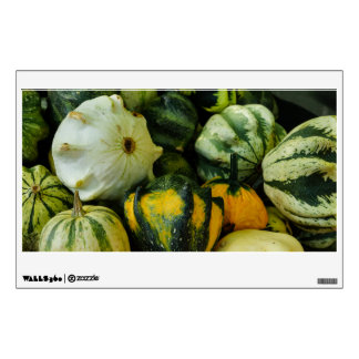 Gourds Galore Wall Decal