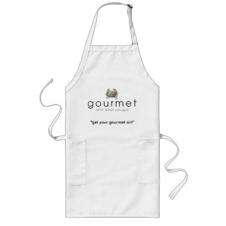 Gourmet Apron (crab)