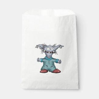 GOUZOUILLE ALIEN CARTOON  bag White Favor