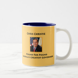Gov. Chris Christie Mug