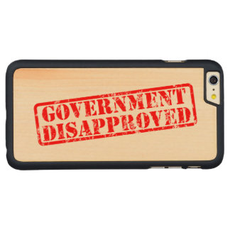 Government disapproved