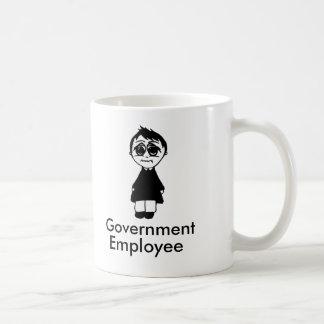Government employee coffee mug