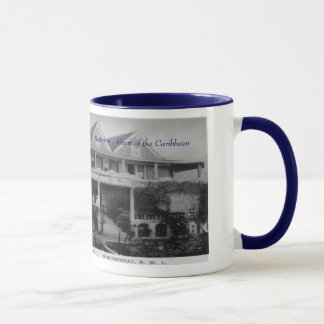 Government House, Plymouth, Montserrat Mug